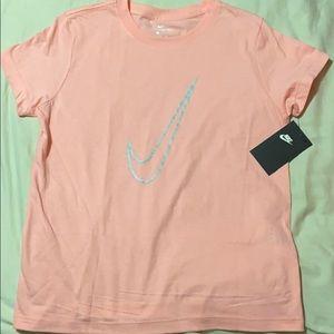 Girl SS Nike Shirt